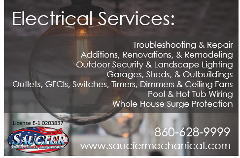 With Saucier Mechanical, you can count on our fully