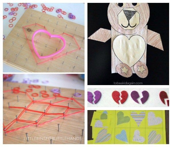 Valentines Day Activities for Little Kids