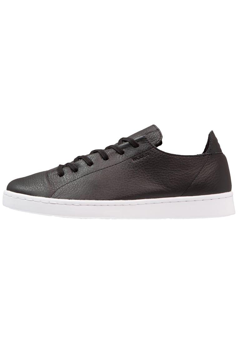 Woden MAGNE - Zapatillas black TIFvFH
