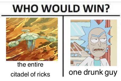 The Rickshank Redemption Tumblr Wubba Lubba Dub Dub Pinterest