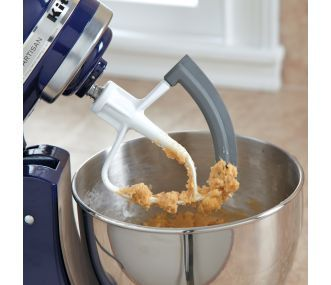 For 5-qt tilt head KitchenAid Flex Edge Beater | CHEFScatalog.com
