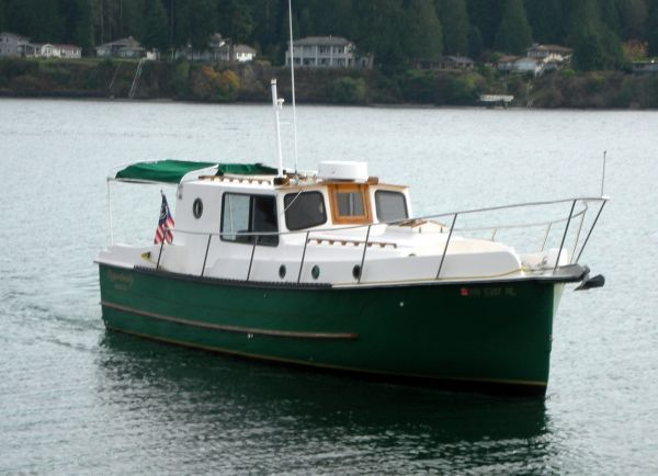 1999 Nimble Wanderer Trawler - ahhhh my dream great loop
