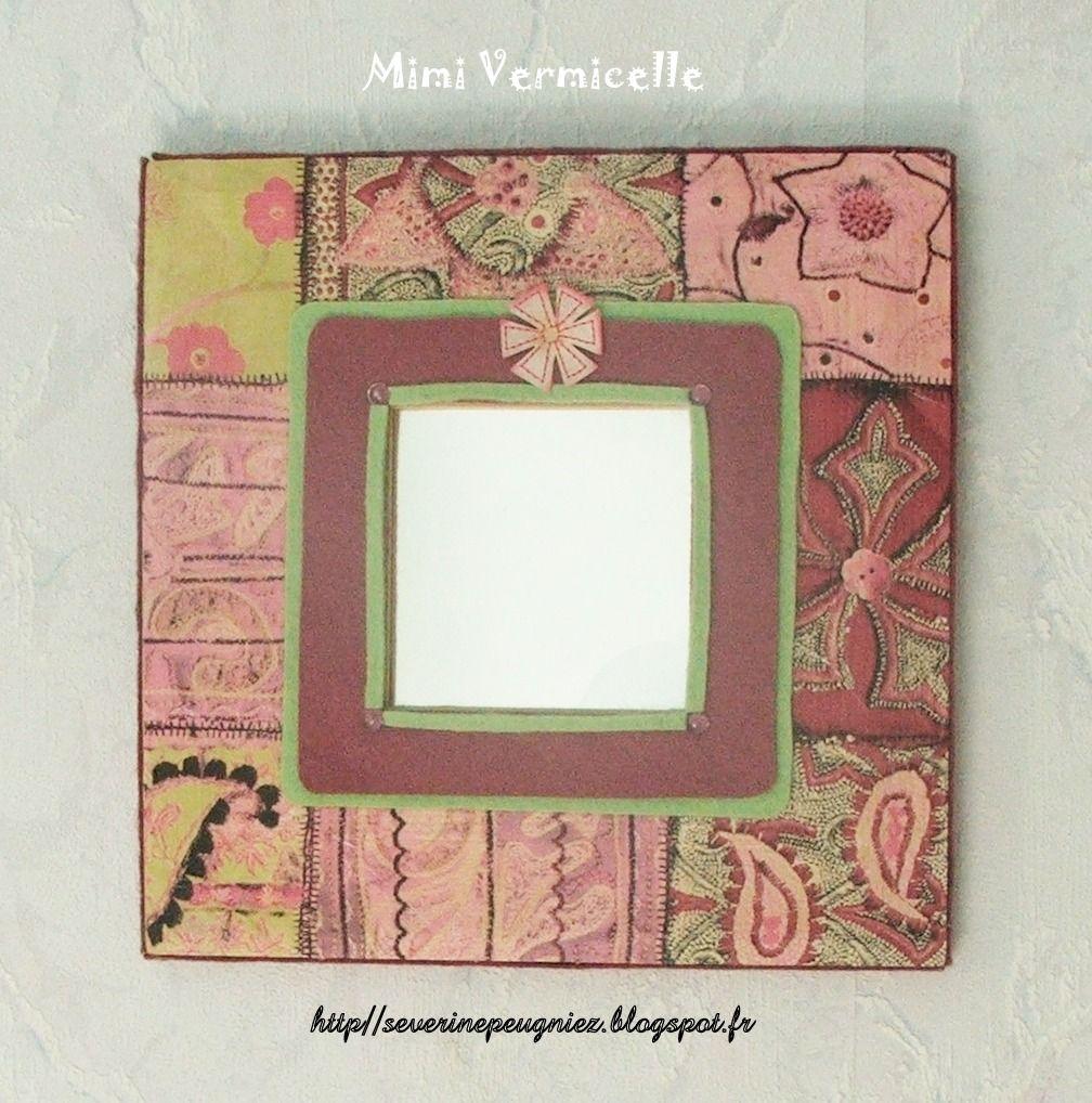 615c944ef04fc Miroir carré de créateur