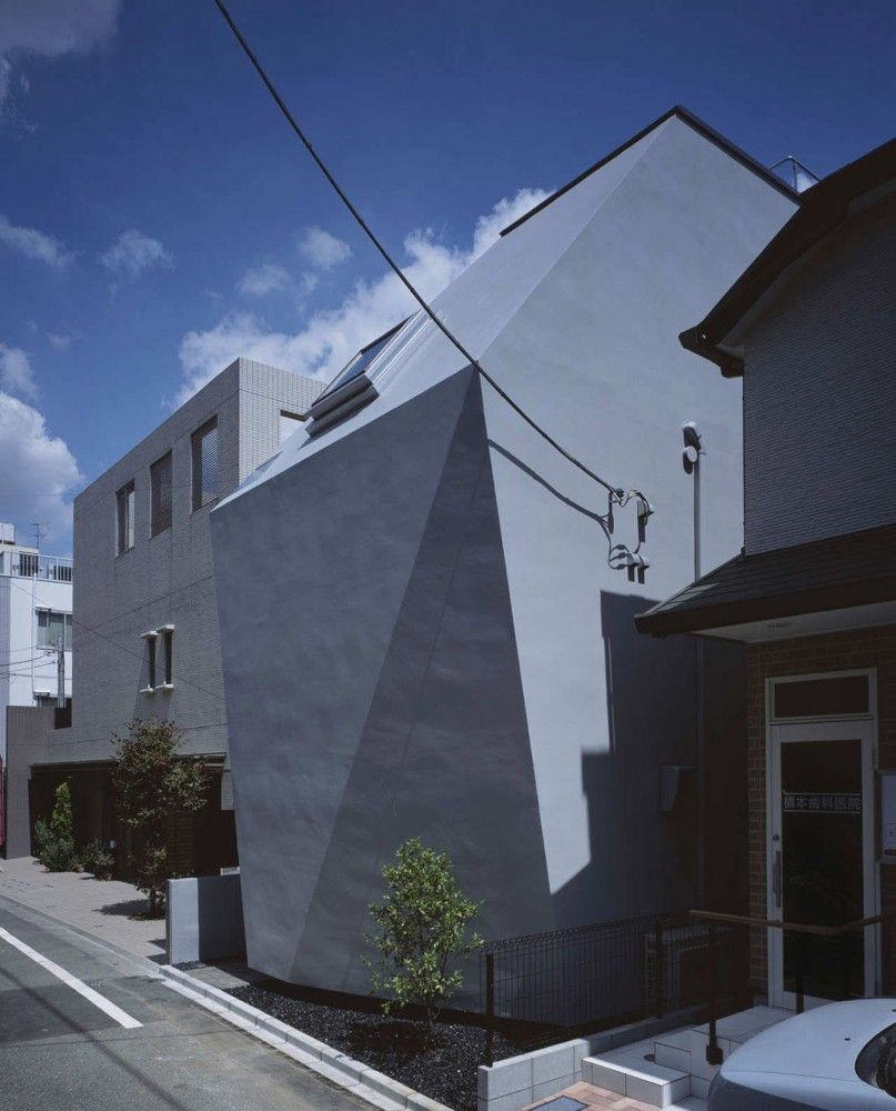 Bb yo yamagata architects nippon pinterest for Bb home design