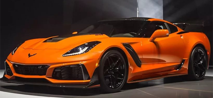2020 Chevrolet Corvette Redesign Corvette Zr1 Chevrolet