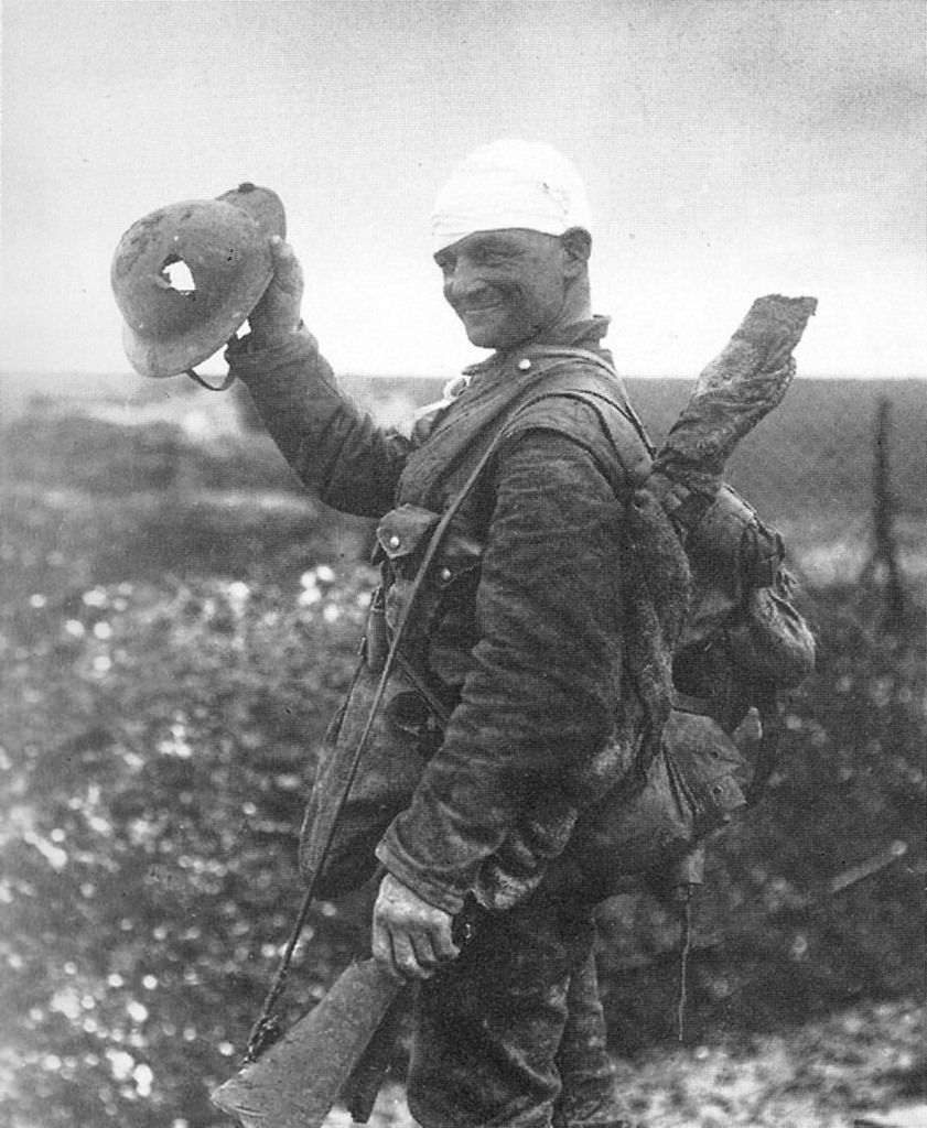 wwi a lucky soldier British soldier, World war one, Rare
