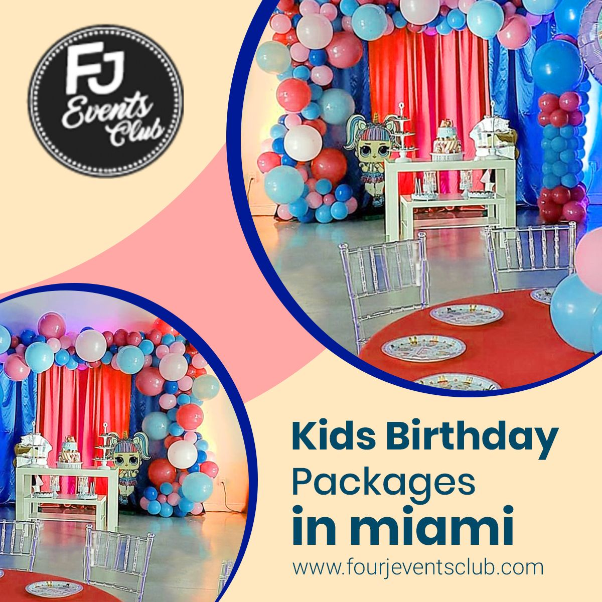 Indoor Kids Party Places In Miami Party places for kids