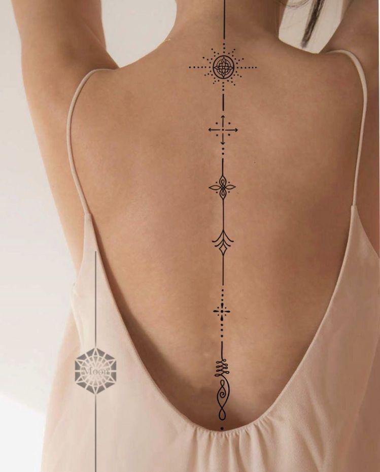 Photo of Back Tattoo