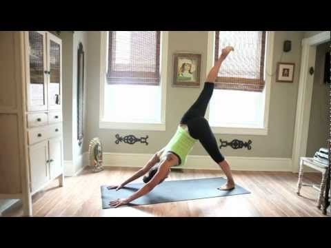 Cardio Yoga Workout : Work It Out Wednesdays - Bex Life #cardioyoga