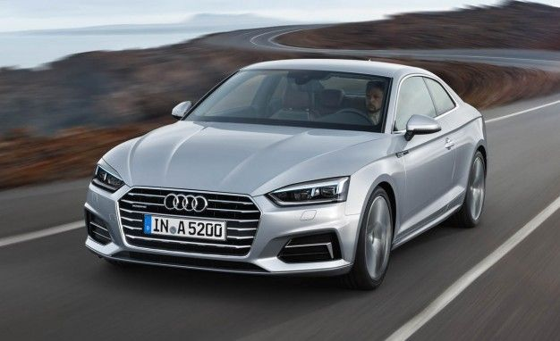 All-New Audi A5 and S5: The Camouflaged Revolution