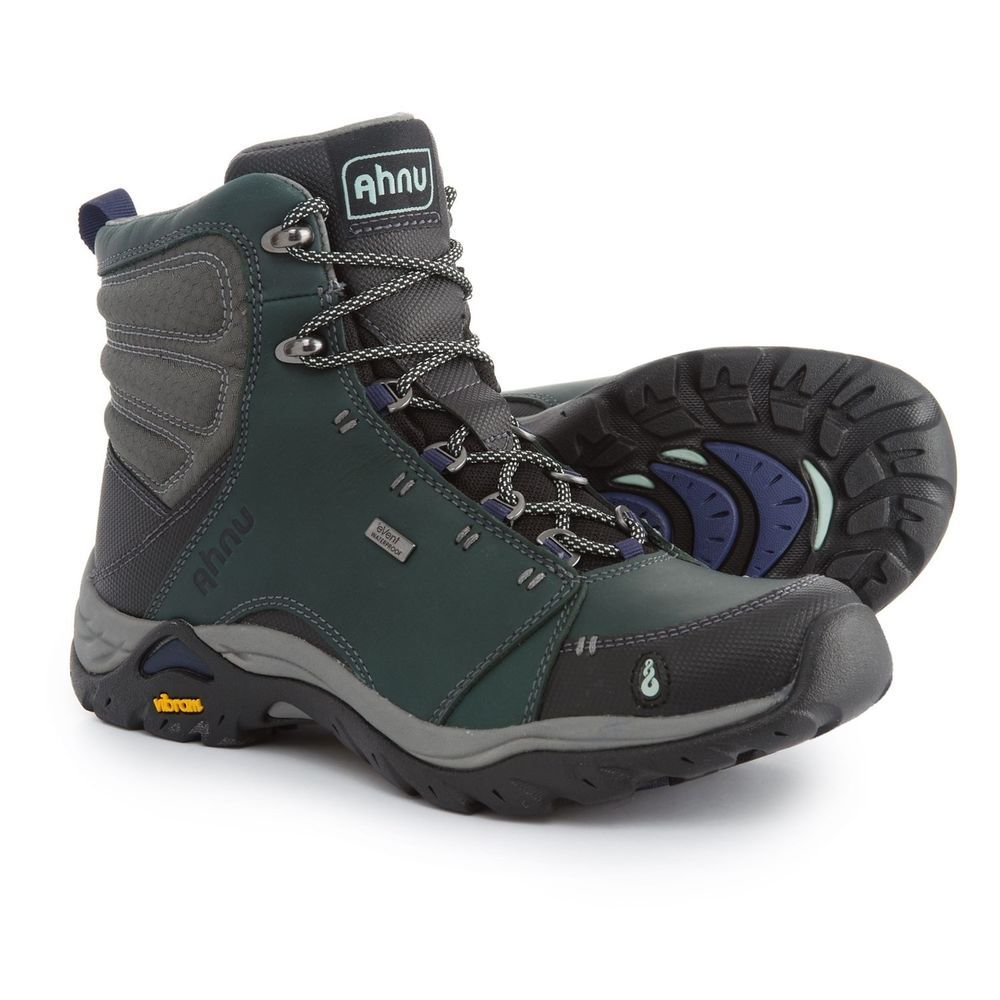 hot sales ba805 945eb Ahnu Montara Hiking Boots - Waterproof (For Women) Size 5 Muir Green   fashion  clothing  shoes  accessories  womensshoes  athleticshoes (ebay  link)