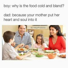 Savage Dinners With The Family Lolsnaps Really Funny Memes Stupid Funny Funny Pictures