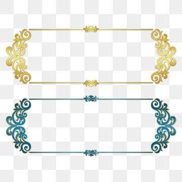Awesome Stylish Title Frame Luxury Islamic Frames Png Transparent Clipart Image And Psd File For Free Download Ilustracao De Rosa Molduras Douradas Molduras De Luxo