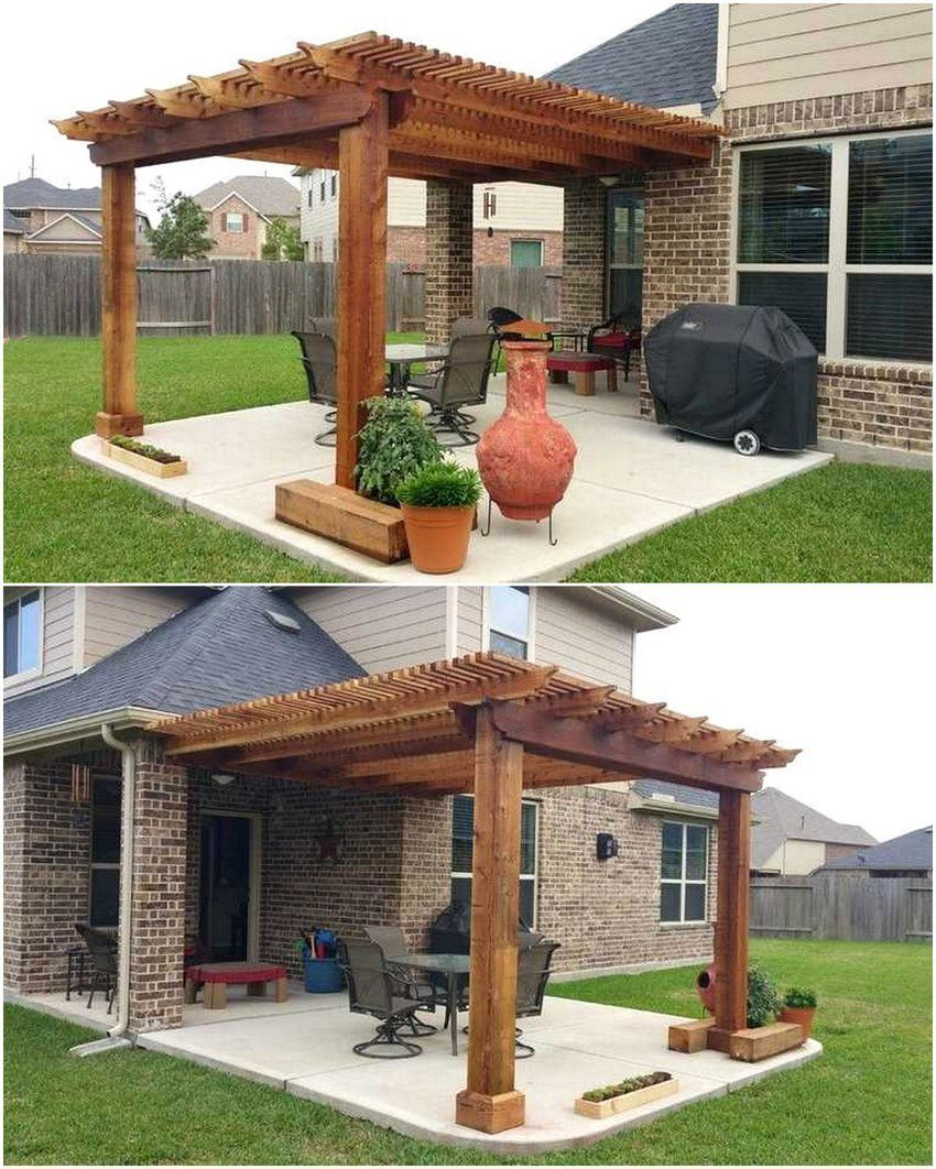 10x20 Patio Ideas Patioideas Backyard Pergola Outdoor Pergola Pergola Plans