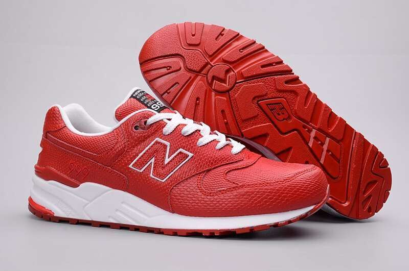 New Balance 999 Women red