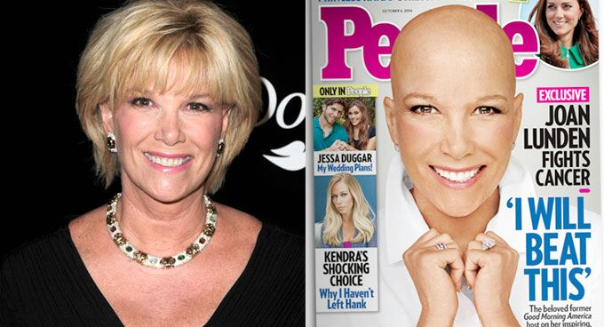 Exclusive Interview: Joan Lunden Tackles Cancer And Plans To Win | Buck Wargo