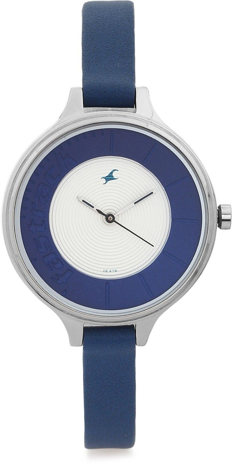 Fastrack NG6122SL01C Analog Watch For Women Girls