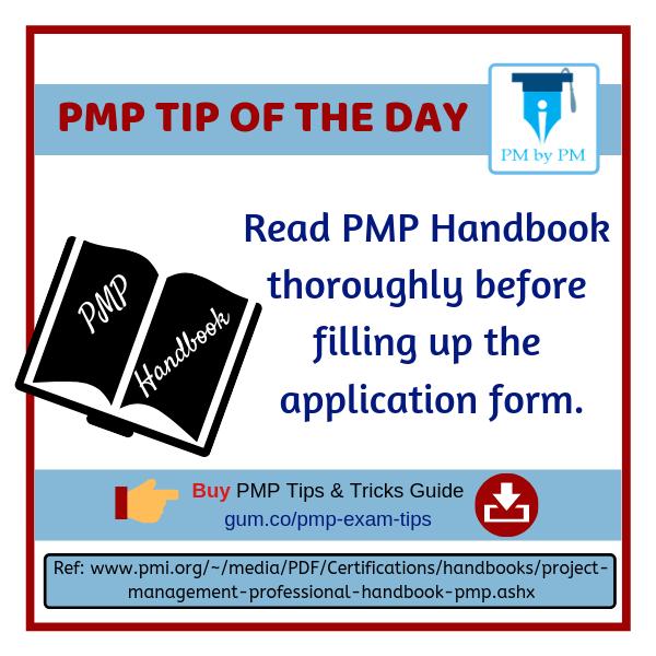 Handbook pdf pmp