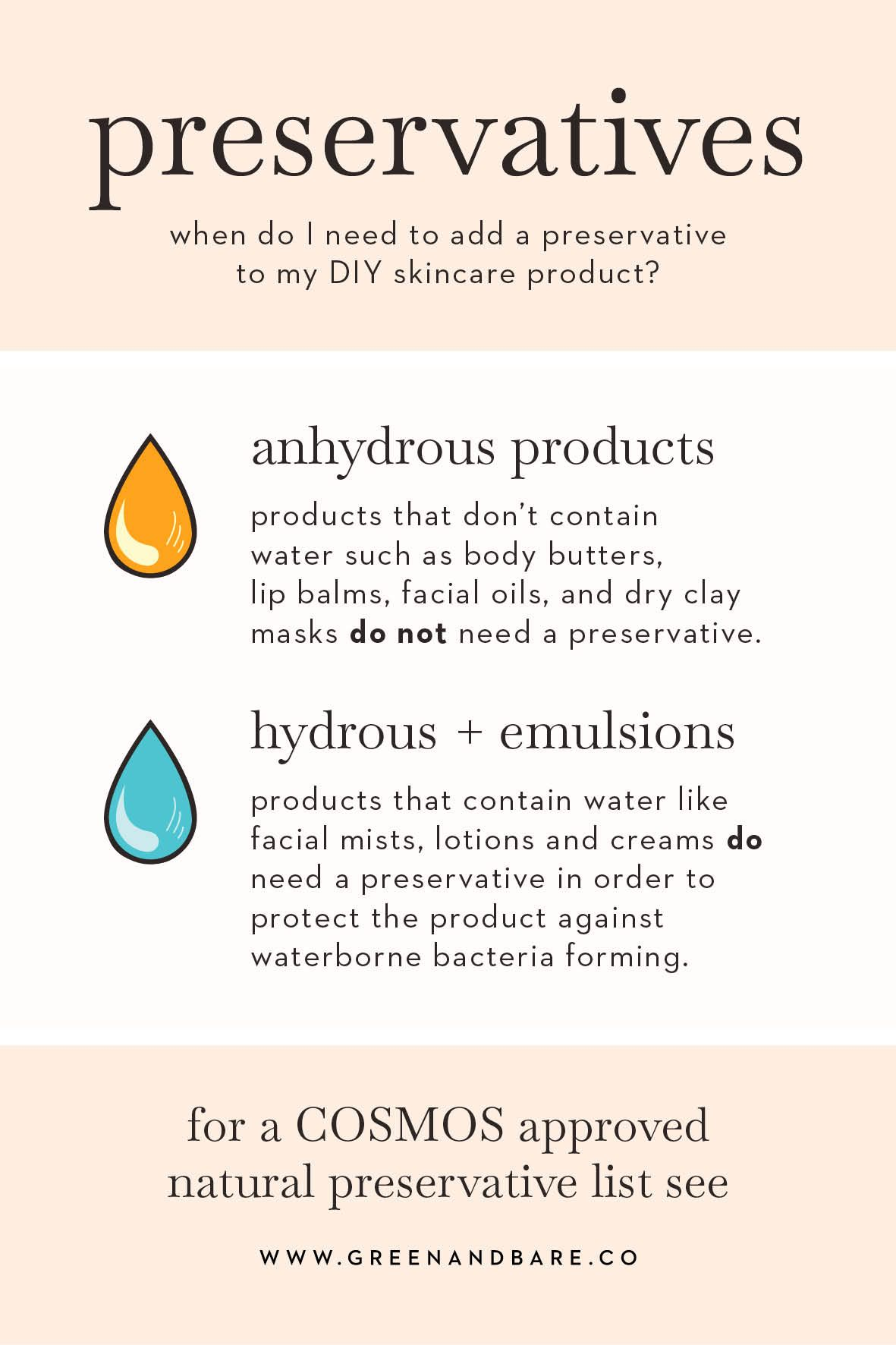 Are Preservatives For Diy Products Really Needed In 2020 Diy Skin Care Best Facial Products Skin Care