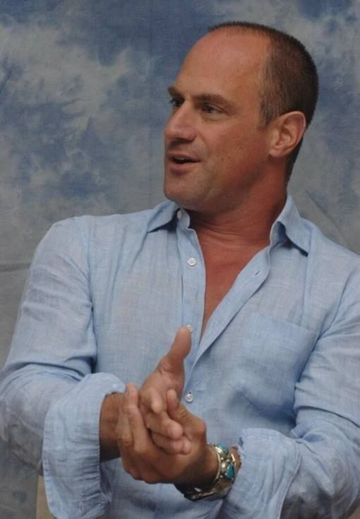 Pin en Christopher Meloni Fearless Actor