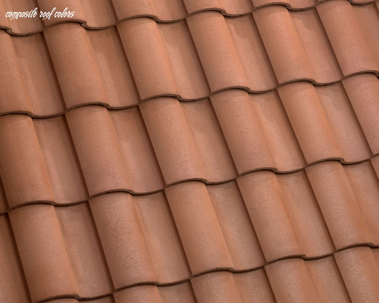 11 Composite Roof Colors In 2020 Concrete Roof Tiles Roof Tiles Roof Colors