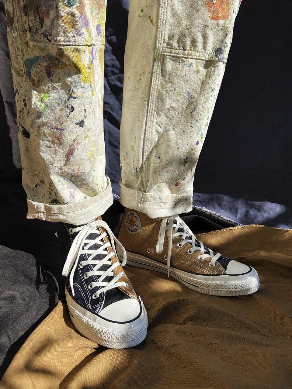Carhartt WIP x Converse Renew Chuck 70: Images & R