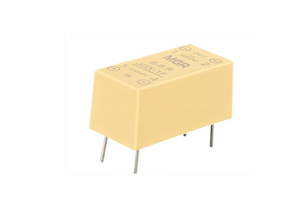 Jgx 1f Is A Pcb Mount Dc To Ac Solid State Relay Pcb Mount Ssr With Low Output Off State Leakage Current And Low Output On S Relay British Standards Mounting