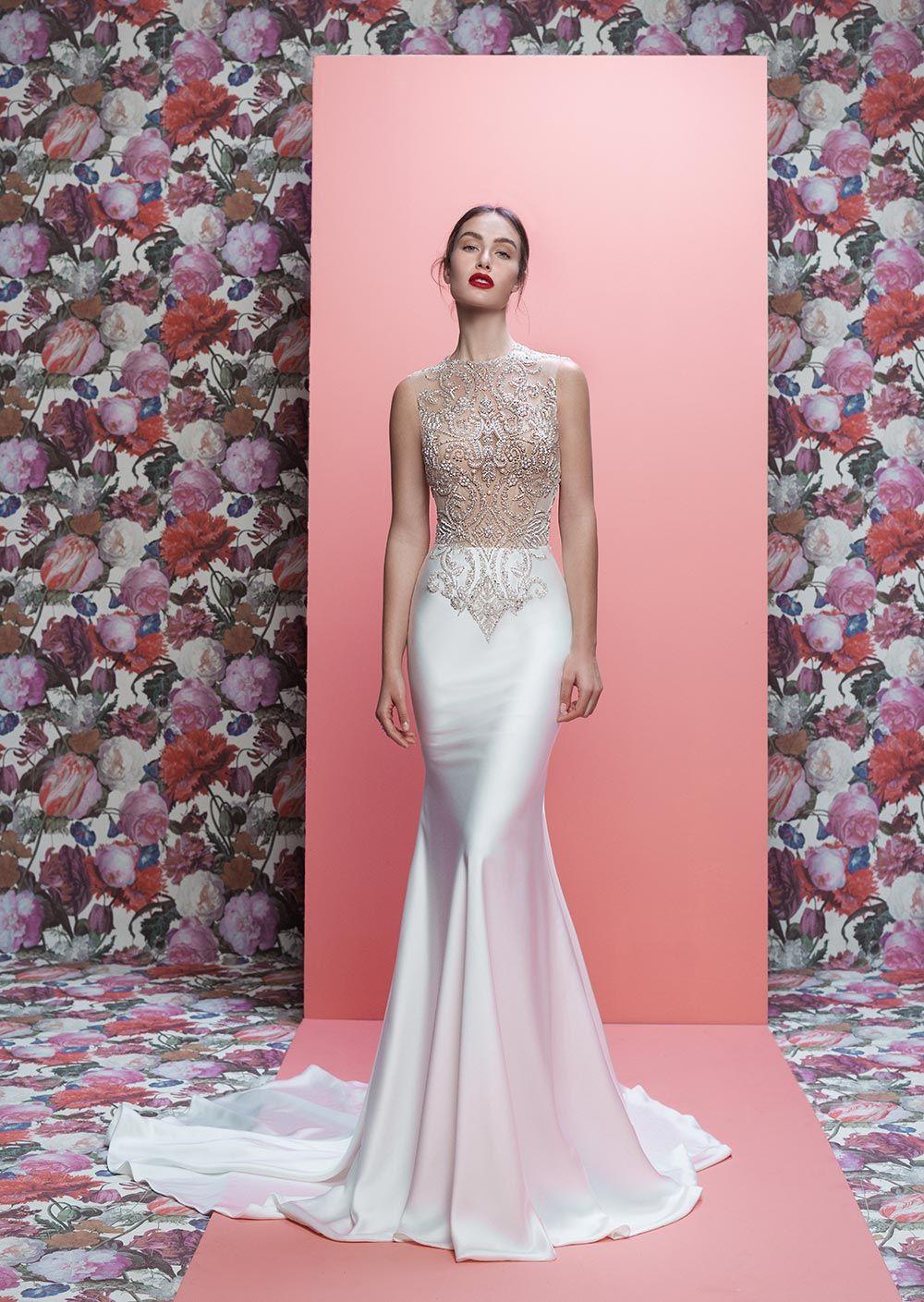 Galia Lahav 2019 Bridal Collection: Queen of Hearts | Galia lahav ...