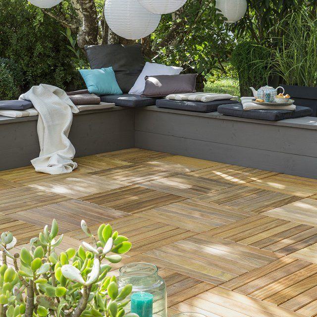 les 25 meilleures id es de la cat gorie terrasse en teck sur pinterest teck banc en teck et. Black Bedroom Furniture Sets. Home Design Ideas