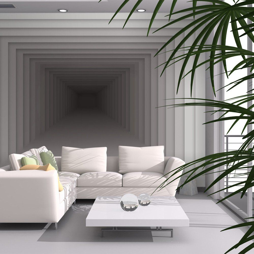 Vlies fototapete 200x154 cm top tapete wandbilder for Wohnung gestalten 3d