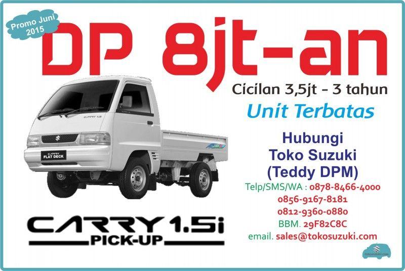 Suzuki Bogor Promo Suzuki Carry   Pick Up Dp  Jt Cicilan