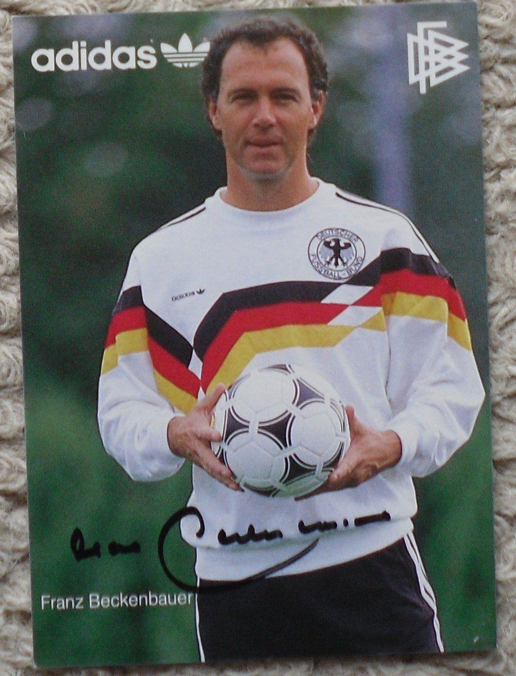 @Store_Club_Fan : Franz Beckenbauer autograph - Bayern Munich footballer  https://t.co/JzGNHzGsV4 https://t.co/sJuykSPRvI