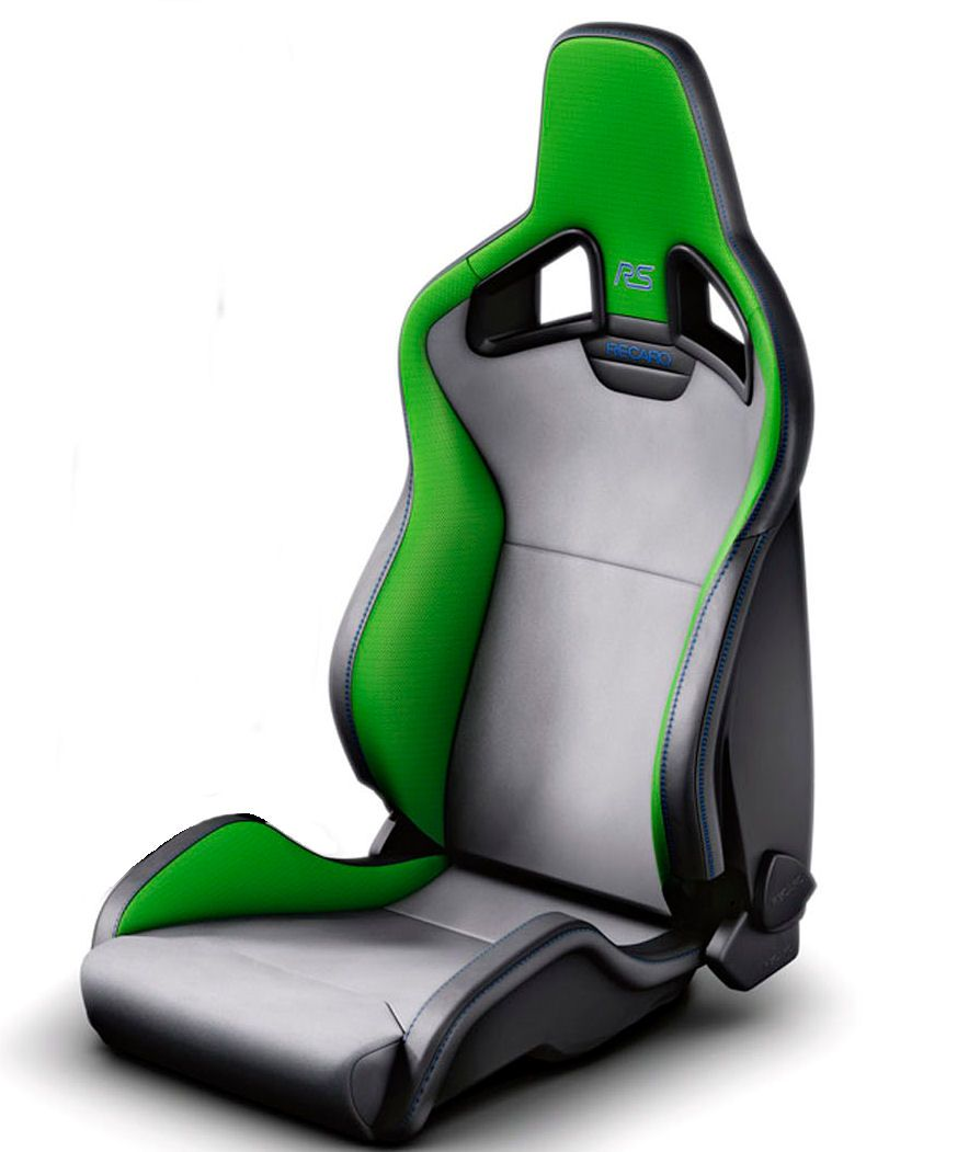Genuine Ford Recaro RS Driver Front Seat
