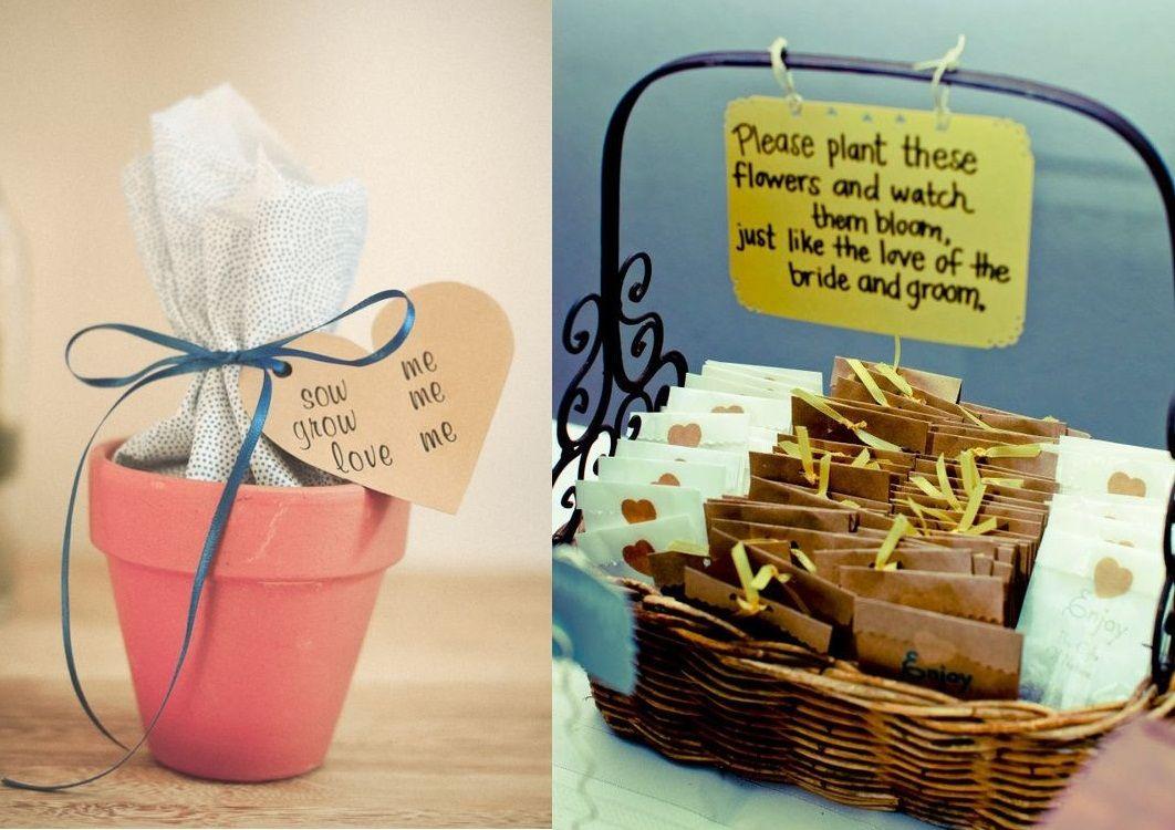 10 Adorable Wedding Return Gift Ideas Giftideaz Pinterest