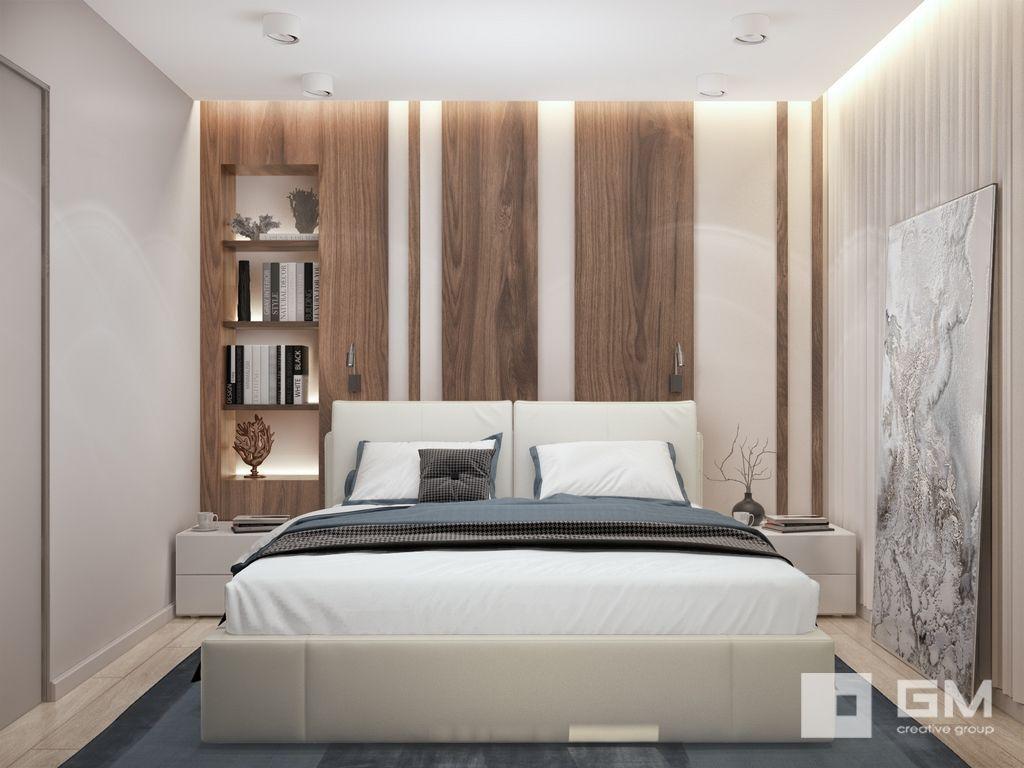 Modern Bedroom Back Wall Design   Modern bedroom, Bed ...