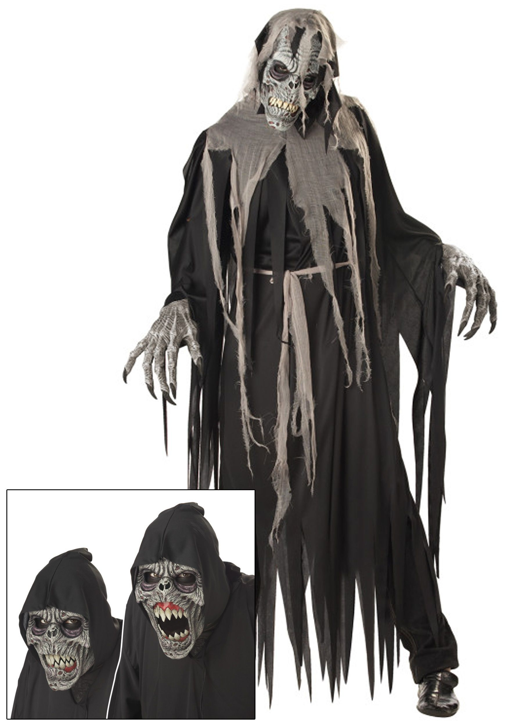 Krampus costume for sale - Scary Costumes Home Scary Costume Ideas Skeleton Costumes Adult Scary Crypt Crawler