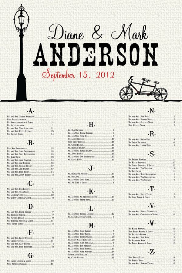 round-up Seating charts, Rehearsal dinners and Wedding stuff - wedding charts