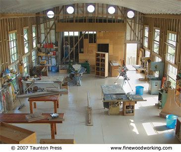 Dream Shops Woodworking Workshop Woodworking Woodworking Images