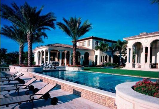 pool design idea - Home and Garden Design Idea's