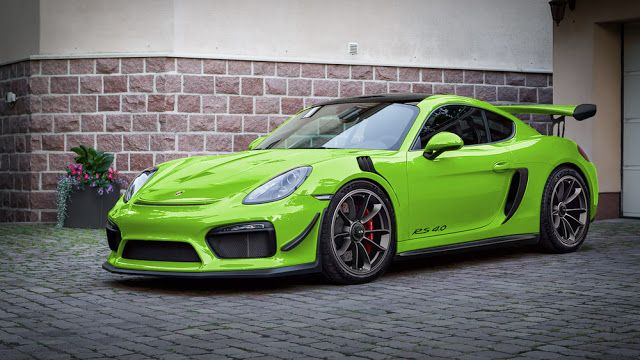 Porsche Gt4 Rs >> Porsche Cayman Gt4 Rs On The Cards Manual Gt3 And 991 Gt2