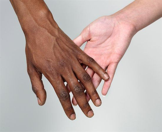interracial dating percentages