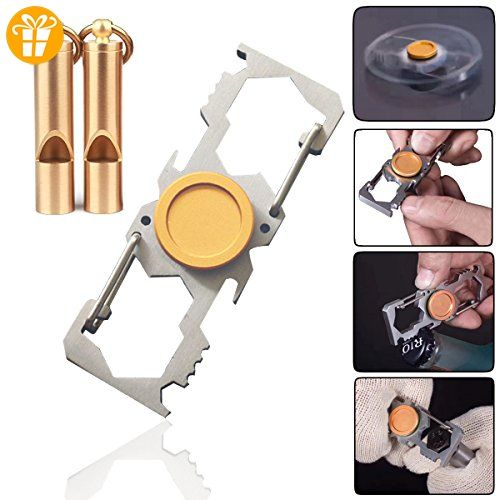 Fidget Spinner Metall Hand Finger Spielzeug + 2 Stück Messing Loud - buro schreibtisch partner