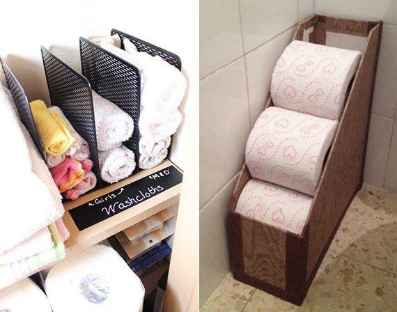 ordnung halten mittels zeitschriftensammler deko ideen pinterest ordnung halten. Black Bedroom Furniture Sets. Home Design Ideas