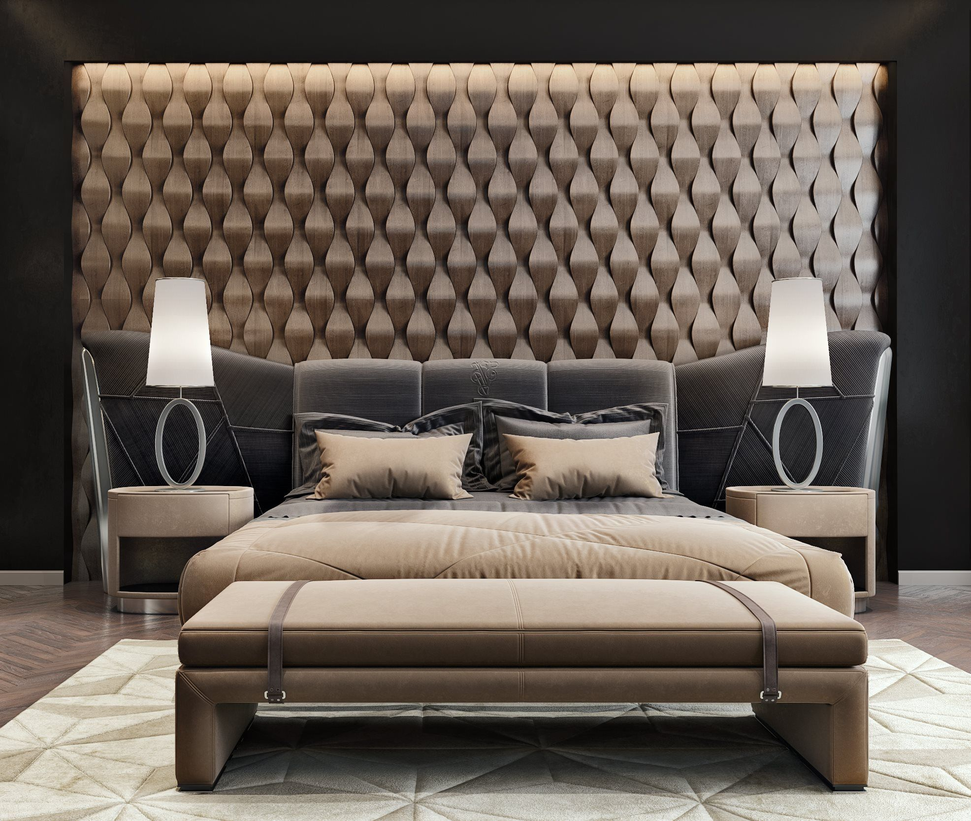 Pin by tate on headboards u footboards secondary bedroom designs in