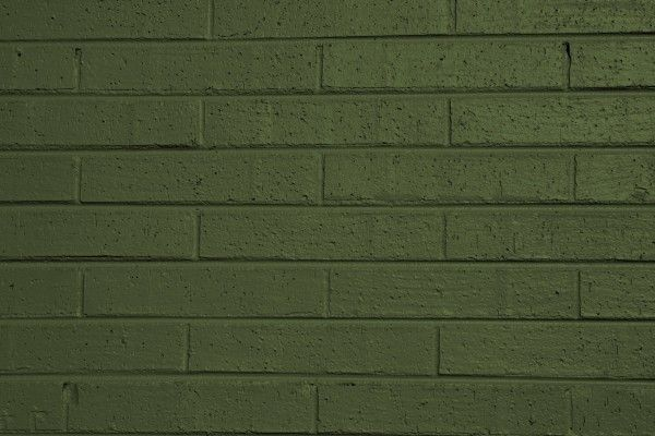 Olive Green Painted Brick Wall Texture Free High Resolution Photo Green Painted Walls Olive Green Paints Olive Green Wallpaper