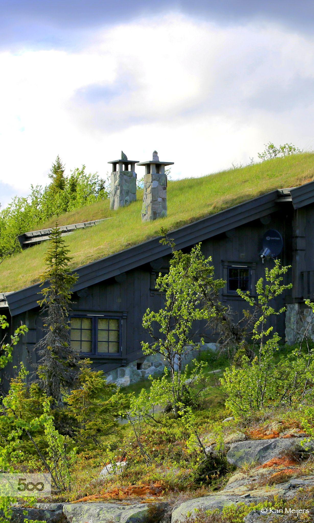 Beitost Len, Norway By Kari Meijers On 500Px - Refugios