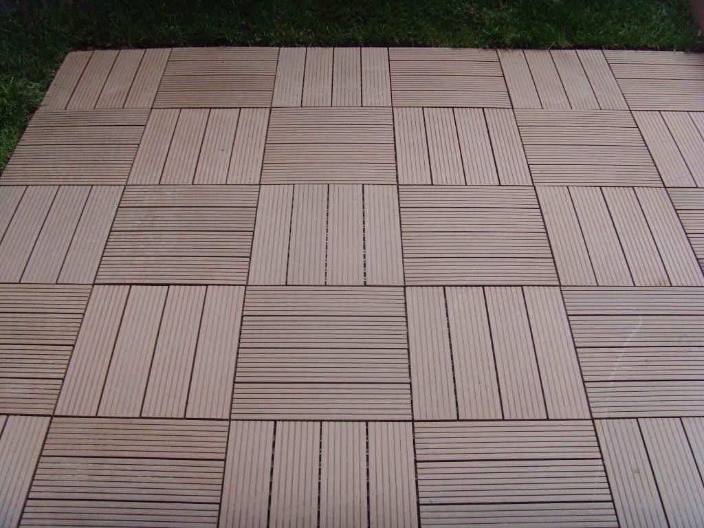 Diy Wood Plastic Composite Floor Material Supplier Manufacture Outdoor Deck Tiles Deck Prices Composite Decking Prices