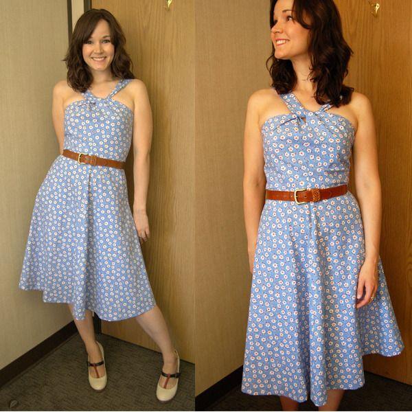 4dbef96915a6f Sewing Pattern, Sewaholic, Lonsdale Dress | Make Me Pretty | Dress ...