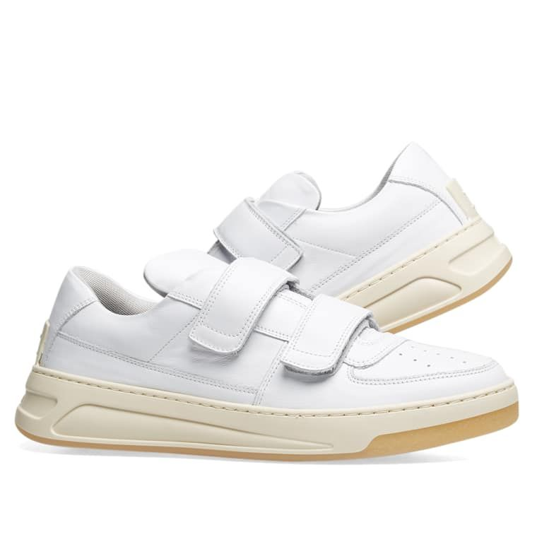 Acne Studios Perey Two Strap Sneaker