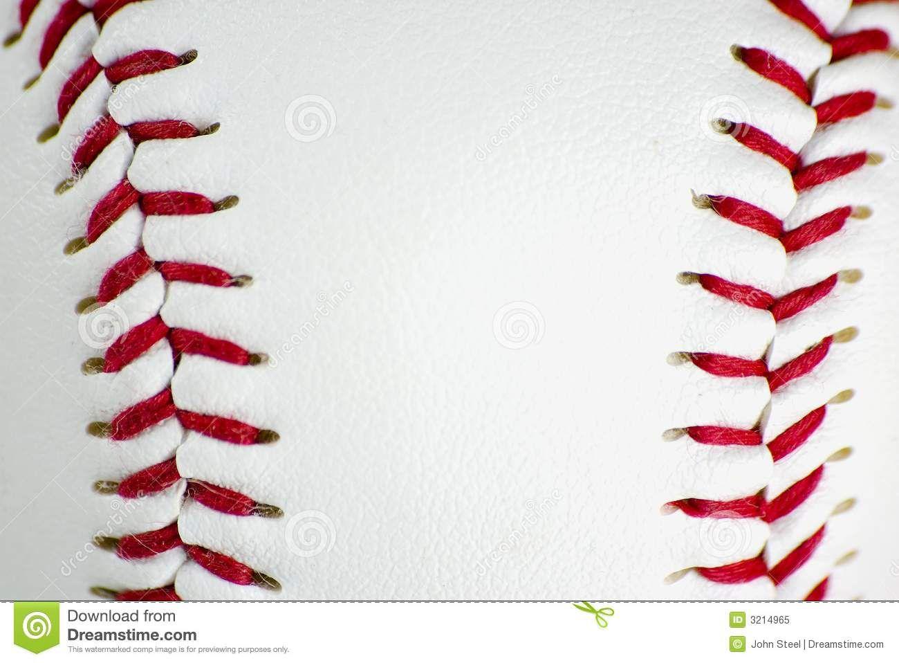 Closeup Of Baseball Stitching Baseball Stitch Stitch Staff Appreciation Week